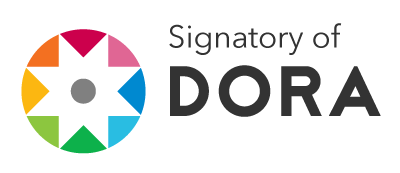logo signature of DORA