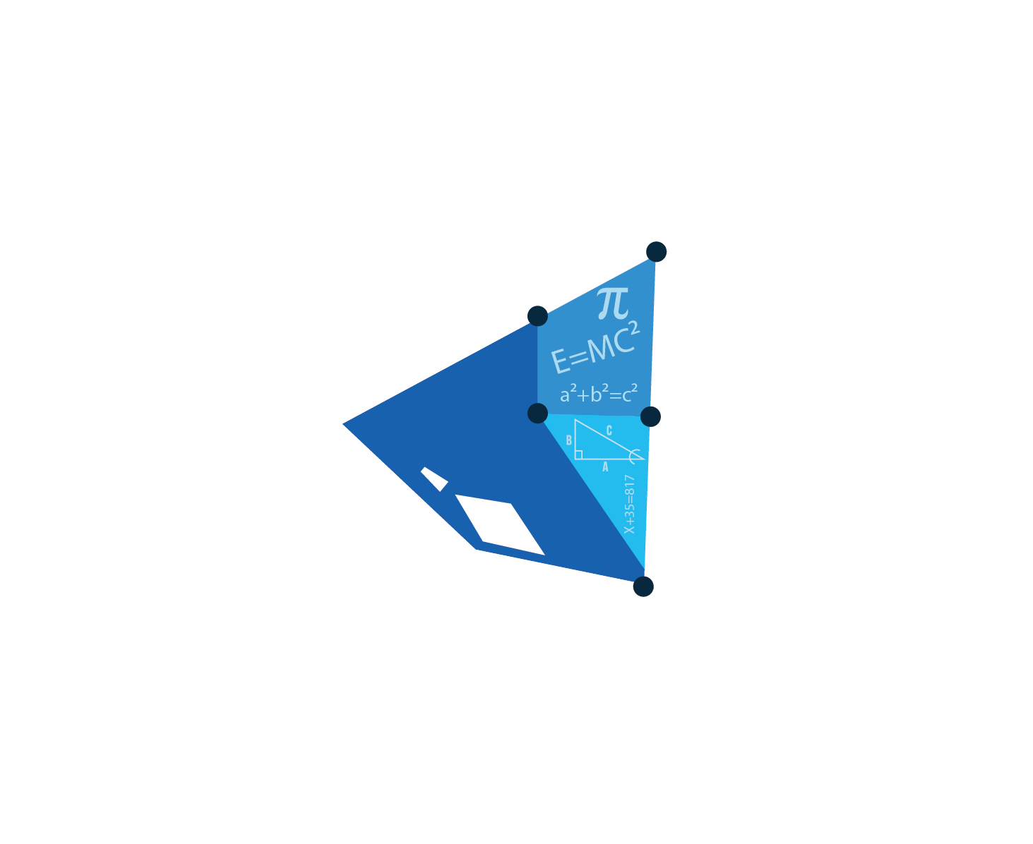 logo comunidad matematica